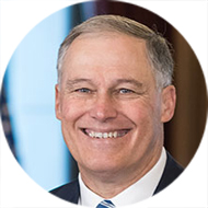 Honorable Jay Inslee